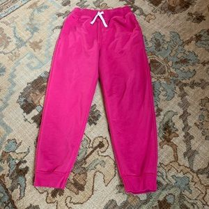 Hanna Andersson Pink Sweatpants